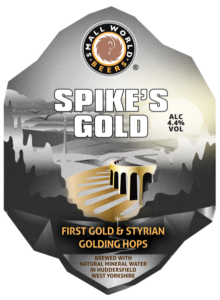 spikes-gold